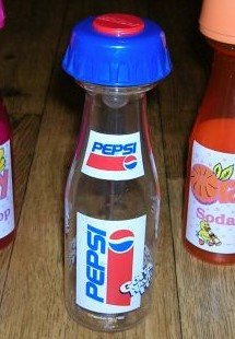 Pepsi Gotta Have It Embossed 6 Oz. Baby Bottle front-1008684