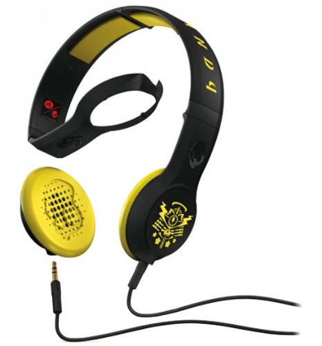 Skullcandy Cassette Headphones With Mic