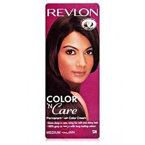 Revlon Color N Care Permanent Hair Color Cream
