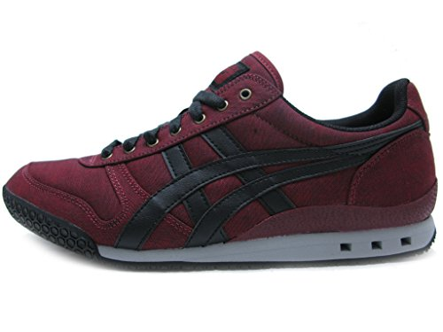 Onitsuka Tiger by Asics Unisex Ultimate 81? Zinfandel/Black Sneaker Men's 12 Medium