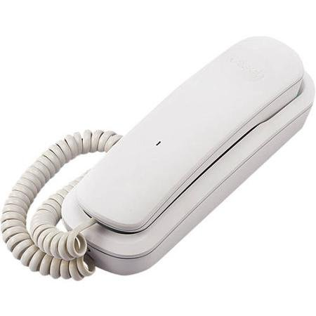 Vtech CD1103 WH Trimstyle Telephone, The neutral white color will go well with any decor. (Telephones Corded Wall Mount compare prices)