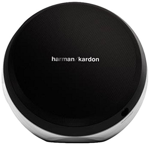Harman Kardon Nova Blk High-Performance Wireless Stereo Speaker System (Black)