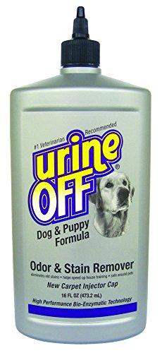 Urine Off Dog & Puppy Formula W/Carpet Applicator Cap 16oz-