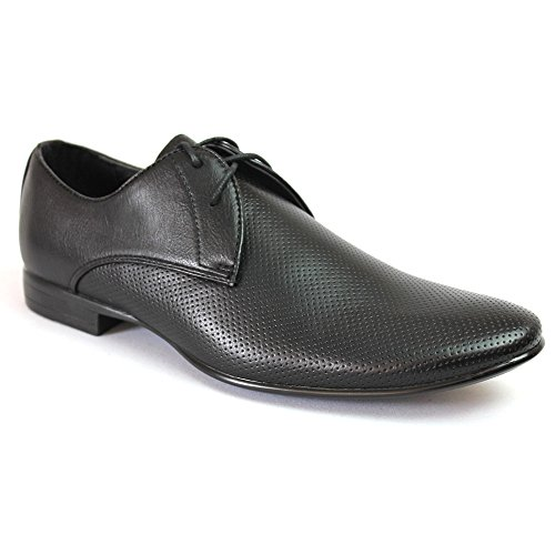 Bravo Mens Pointed Dress Shoes Klein 1 (10 U.S)