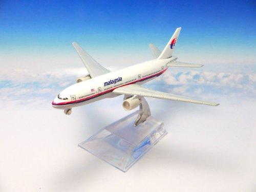 飛行機 模型 ダイキャスト製/航空機:マレーシア航空 ボーイング777