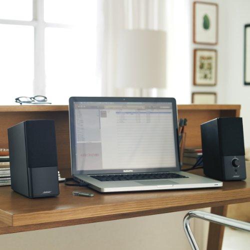 Bose Companion2 Series III PCスピーカー バスレフ型 ブラック Companion2 III BK【国内正規品】