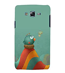 printtech Nature Bird Abstract Back Case Cover for Samsung Galaxy Grand 2 G7102 / Samsung Galaxy Grand 2 G7106