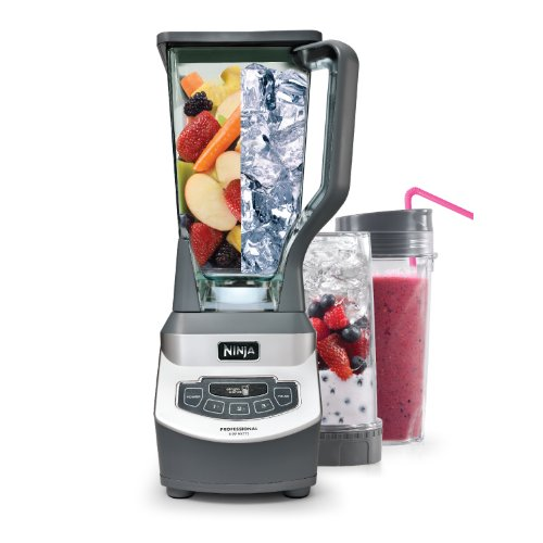 Best Prices! Ninja Professional Blender with Single Serve Blending Cups (BL660)