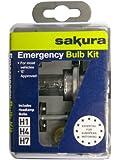 Sakura HG 079-00 Universal Emergency Bulb Kit