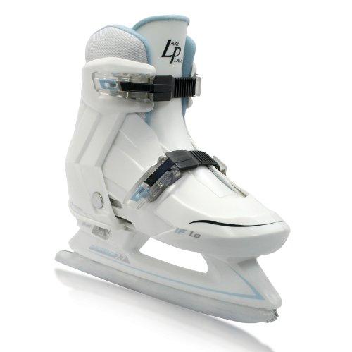 Lake Placid Nitro Girl's Adjustable Figure Ice Skate