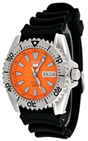 Seiko 5 Sports #SNZG49K1 Men's 23 Jewels 100M Self Winding Automatic Diver Watch
