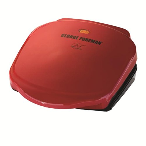 Best Buy! George Foreman Champ Grill, Red