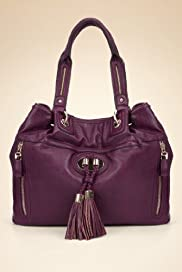 Tassel Hobo Bag [T83-7903-S]