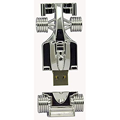 16 GB Pen Drive Sliver Color F1 Shape USB 2.0 Pen Drive MT1028