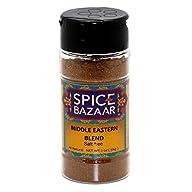 Spice Bazaar Middle Eastern Blend (Baharat – Salt-Free) – 2 oz