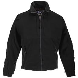 5.11 Tactical #48038 Tactical Fleece Jacket (Black, 3X-Large)