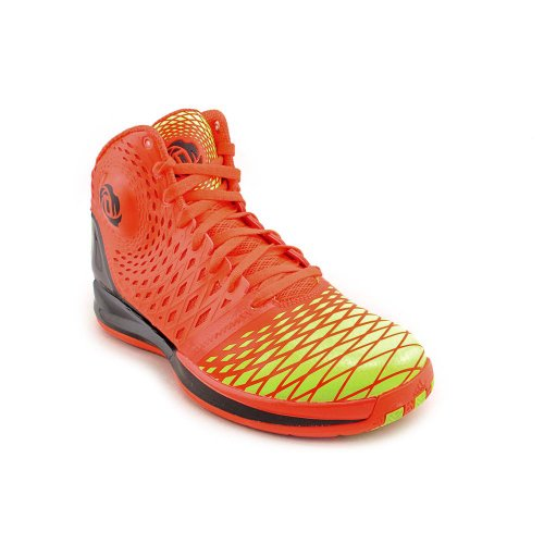Adidas D Rose 3.5 Infra Red/Electricity/Black Chicago Men'S Basketball Shoes (Size 10)
