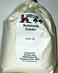 Buttermilk Powder, 1lb.