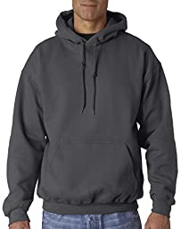 Gildan Adult DryBlend Performance Hooded Sweatshirt, Chrcl, Medium