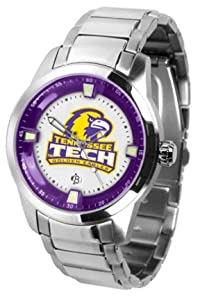 Tennessee Tech Golden Eagles Titan Steel Watch by SunTime