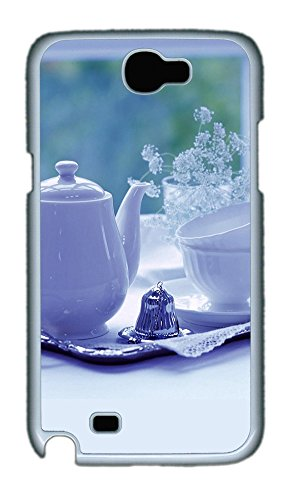 Samsung Note 2 Case Home Tea Pc Custom Samsung Note 2 Case Cover White