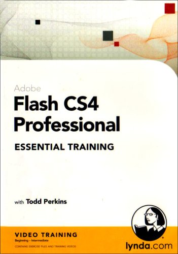 Flash CS4 Pro Essential Training