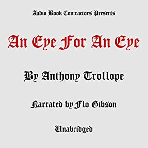 An Eye for An Eye | [Anthony Trollope]