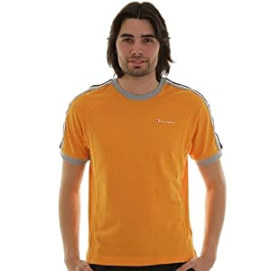 Champion - T-shirt - Petit Logo Orange - Taille S - Orange