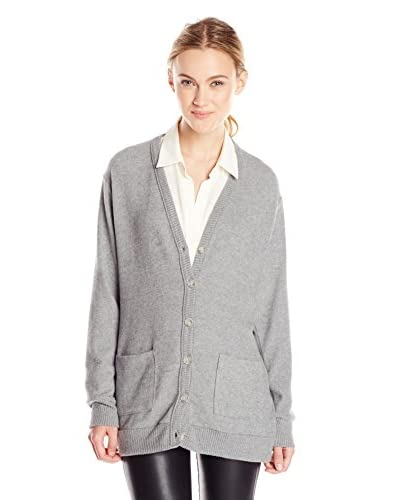 Three Dots Women's Button Front Cardigan