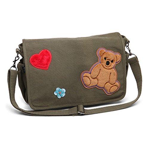 Firefly Kaylee-Inspired Messenger Bag - LIMITED