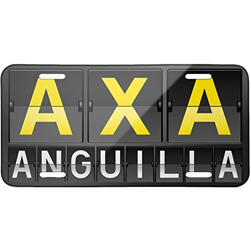 metal-license-plate-axa-airport-code-for-anguilla-neonblond