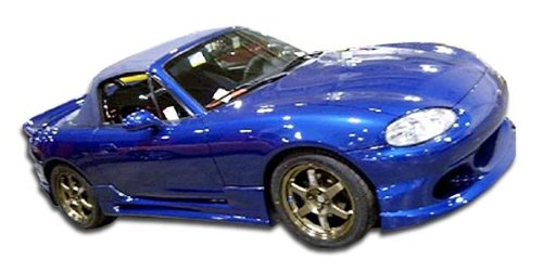 1998-2005 Mazda Miata Duraflex Bomber Side Skirts Rocker Panels - 2 Piece (Miata Side Skirts compare prices)