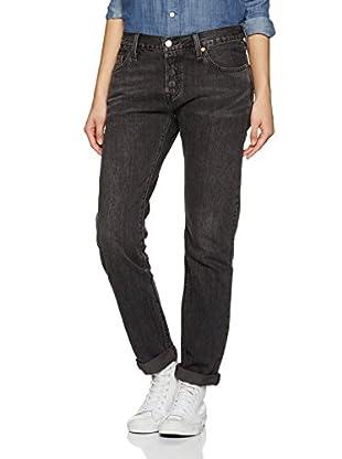 Levi's Vaquero 501 Ct Jeans For Women (Azul Noche)