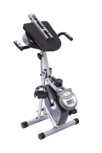 Exerpeutic 400XL Folding Recumbent Bike - 1110