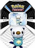 Pokémon 2011 Spring Tin: Pokemon Trading Card Game: Black & White Sneak Peek Oshawott (Promo, Figure & Packs)