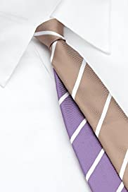 2 Pack Limited Collection Striped Ties