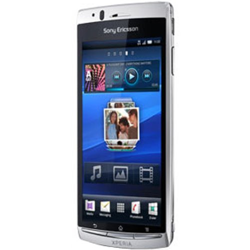 Link to Sony Ericsson Lt15i Arc Unlocked Android Phone – International Version, No Warranty – Misty Silver SALE