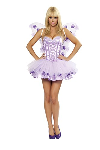 Lavender Fairy Costume - Small/Medium - Dress Size 2-6