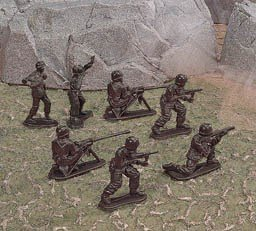 Picture of Uyun Msa Combat Mission (Special Forces 100pcs. Set) Figure (B0016N45HE) (Uyun Msa Action Figures)
