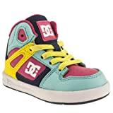 Dc Shoes Girls Dc Rebound Tdlr Girls Toddler