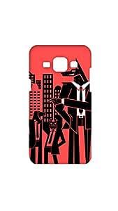 Monster Designer Mobile Case/Cover For Samsung Galaxy J1
