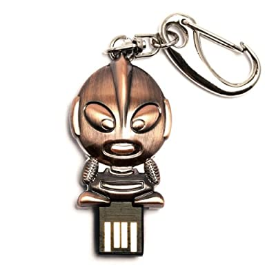 8GB Ninja Android USB Memory Stick - Flash Drive/School/Novelty/Gift/Boy from Round Wood Trading