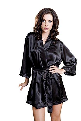 icollection-womens-satin-robe-black-small-medium