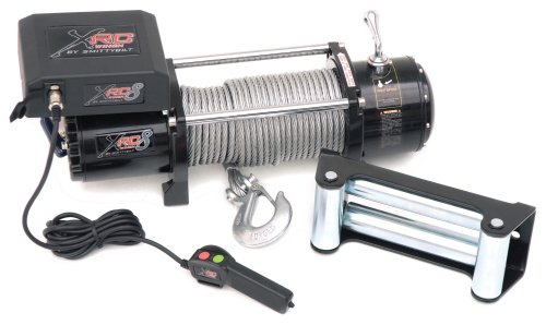 Smittybilt 97281 XRC-8 8,000 lbs Winch
