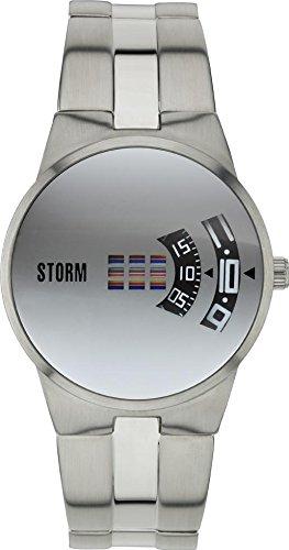 STORM 47210/M - Orologio da polso, uomo, acciaio inox
