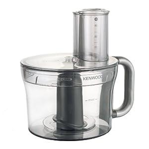Kenwood AT647 Bol Multifonctions 2,5 L 6 Disques pour robot Titanium et Cooking chef