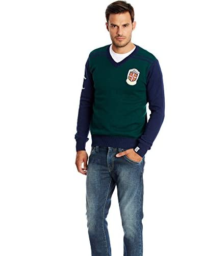 Pepe Jeans London Pullover Ceillac [Verde Scuro]