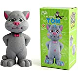 ZONEX (TM). TALKING TOM CAT (Talking , Respond Back,Sing Song,Toys)