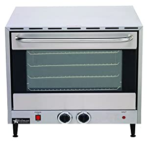 Holman Electric Countertop Convection Oven : Amazon.com: Holman CCOH-4 25quot; Electric Half-Size Convection Oven ...