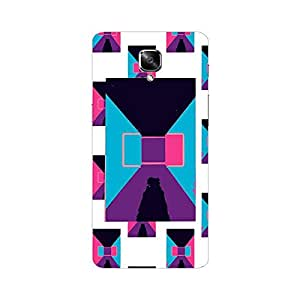 One plus 3 Cover - Hard plastic luxury designer case for one plus 3-For Girls and Boys-Latest stylish design with full case print-Perfect custom fit case for your awesome device-protect your investment-Best lifetime print Guarantee-Giftroom 574
